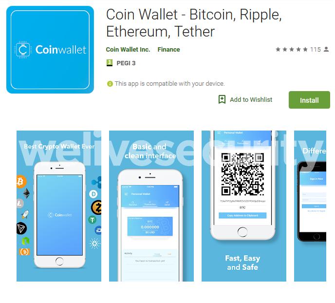 Fraudulent_Coin_Wallet_App
