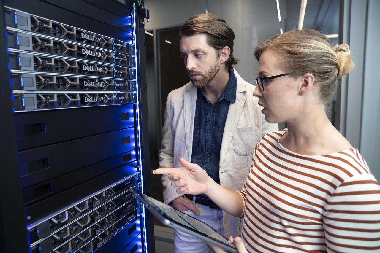 Dell EMC Data Center - ilustrace 2